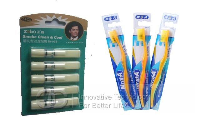 Toothbrush Blister Packing Machine