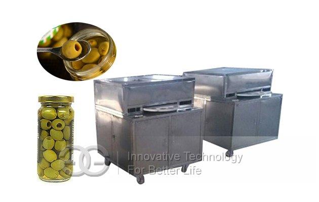 Fruit Seed Pitting Machine