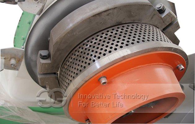Sawdust Pellet Machine