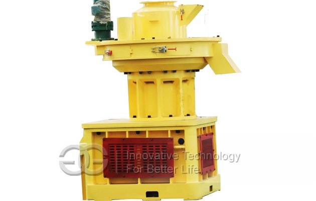 Professional Flat-Die Wood Pellet Mill