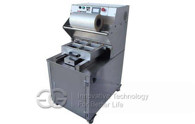 GGAS-4 Tray Sealing Machine For Sale