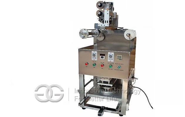 Soybean Milk Sealing Machine Manufacturer In China