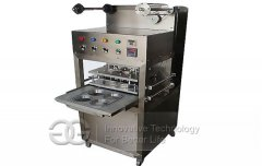 GGS-4 Pneumatic Cup Sealing Machine