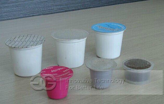 Rotary Type Jelly Filling Sealing Machine