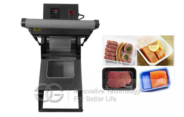 Manual Plastic Tray Sealing Machine For Sale