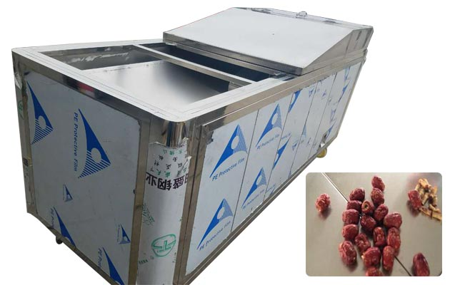 Automatic Date Seeds Removing Machine