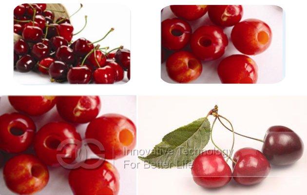Cherry Core Removing Machine