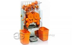 Small Modle Orange Juice Squeezing Machine