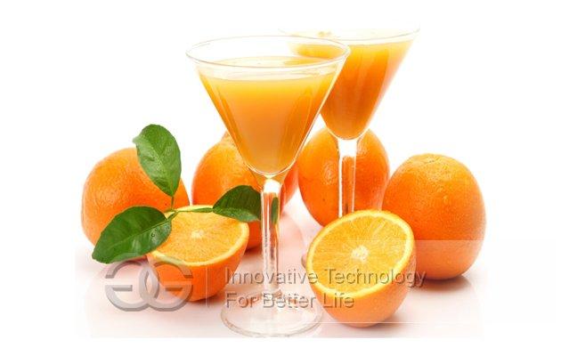 Small Modle Orange Juice Squeezing Machine