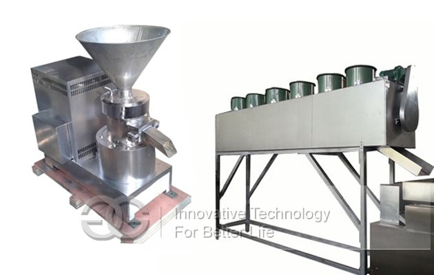 High Efficiency 700kg/h Sesame Tahini Production Line