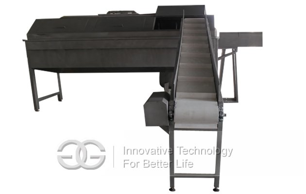 1000 bph Automatic Quail Slaughter Equipment Line