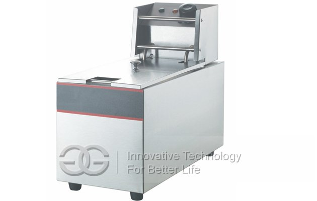 Electric Single Deep Fryer CE Approved