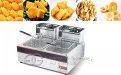 Deep Fryer|Meat Roll Fryer