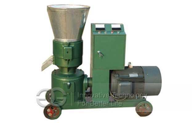 Cow Feed Pellet Machine
