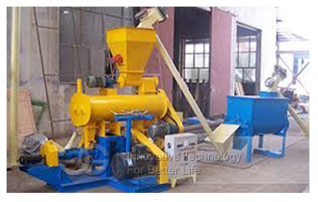 Floating Feed Machine for Sale