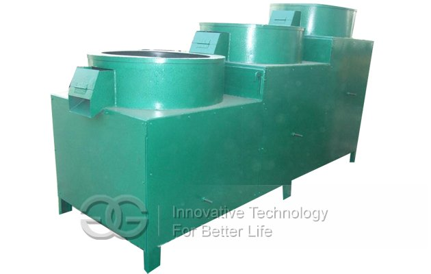 Good Quality Polishing Fertilizer Granulator Machine