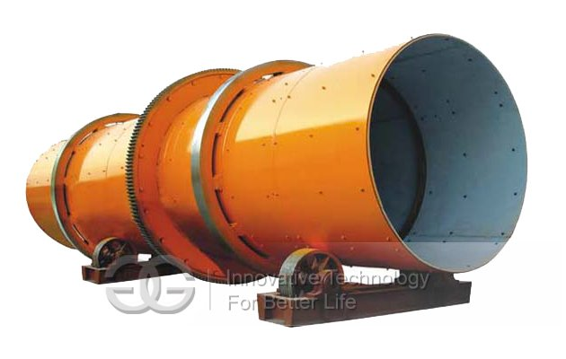 Industrial Rotor Drum Fertilizer Pellet Making Machine