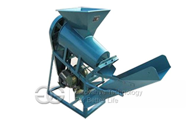 Hot Sale Castor Bean Shelling Machine