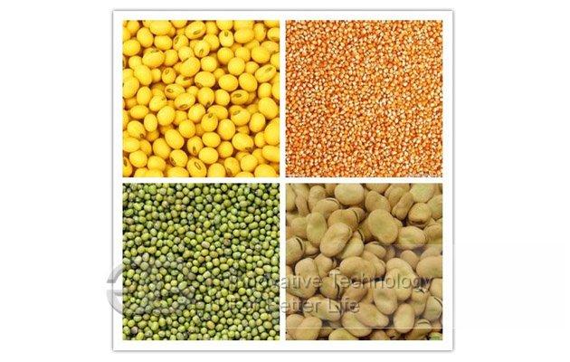 High Capacity Beans Polishing Machine On Sale