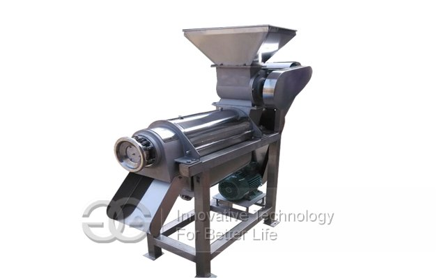 Crush Type Fruit Juice Extraction Machine