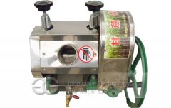 Manual Model Sugarcane Juicer Machine