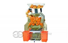 Fresh Orange Juice Extractor Machine