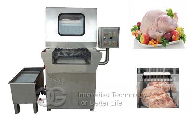 Automatic Brine Injection Machine