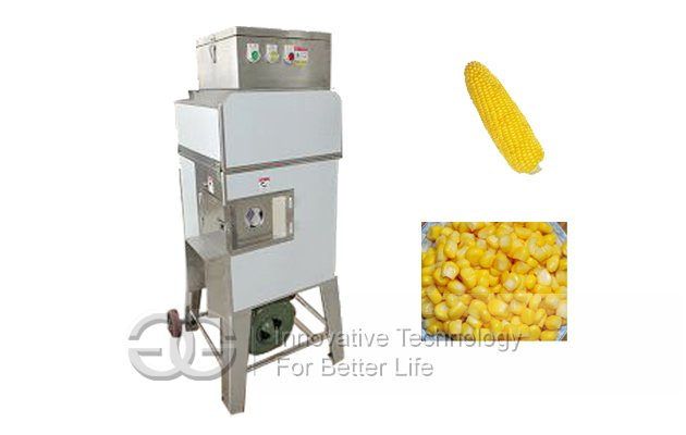 Commercial Frozen Corn Shelling Machine
