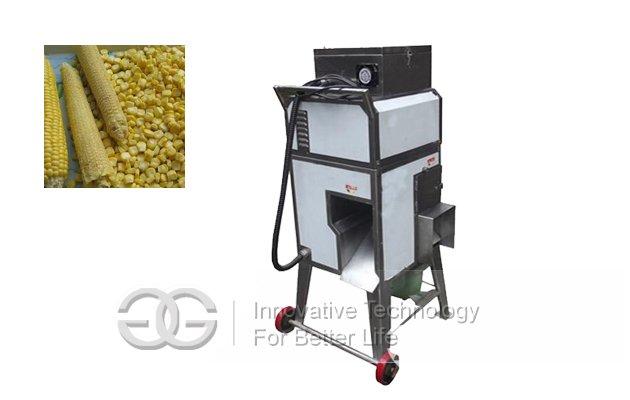 Commercial Frozen Corn Shelling Machine