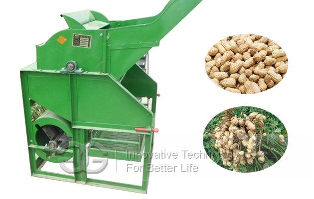 Hot Sale Automatic Farm Machinery Peanut Picker