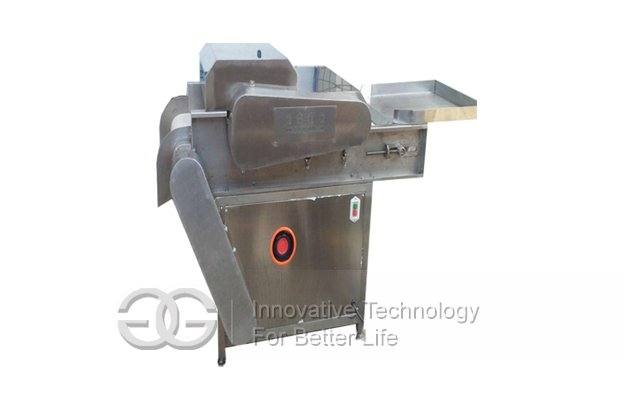 Commercial Professional Dried Fruit Cube Cutting Machine