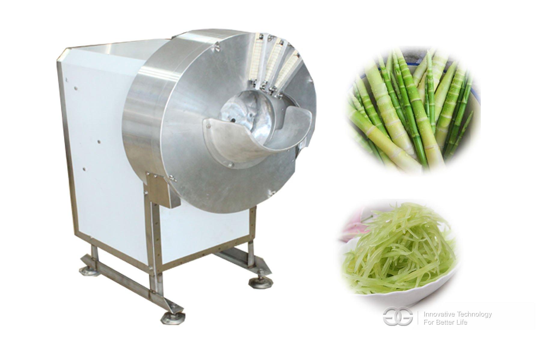 Household Carrots Cutting Machine
