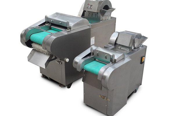 Commercial Green Leafy Vegetable Cutting Machine for Restaurant