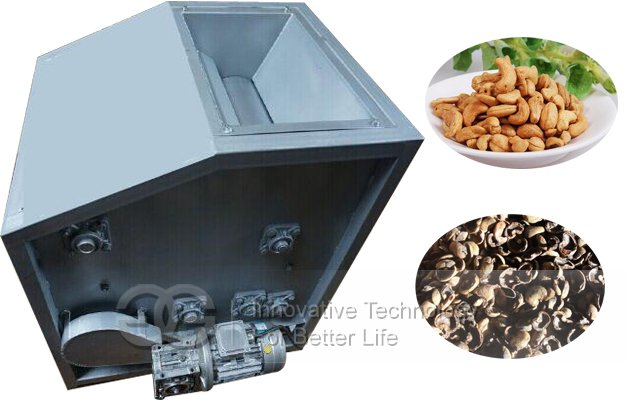 New Advanced Cashew Shelling Processing Machine With CE Certificate