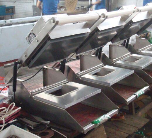 Manual Food Tray Sealing Machine