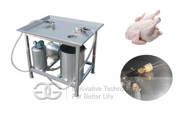 Manual Model Pork Marinade Injecting Machine
