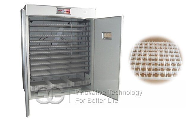 High Efficiency Duck Egg Incubator