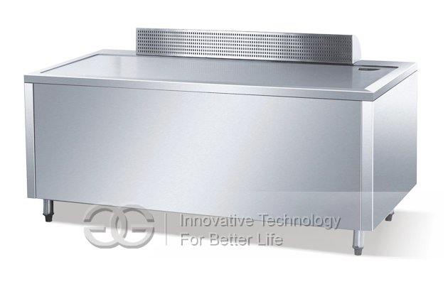 Teppanyaki Griddle Stainless Steel