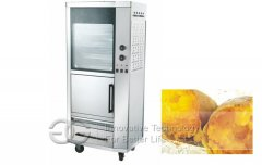 Automatic Electric Sweet Potato Broiler Machine