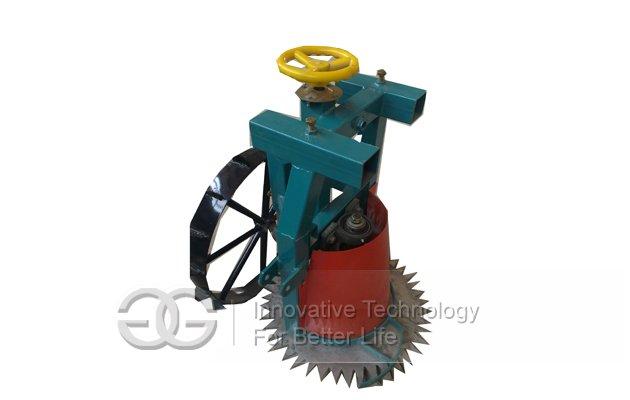 Cotton Stalk Harvester Machine