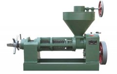China Screw Oil Press Machine on Sale