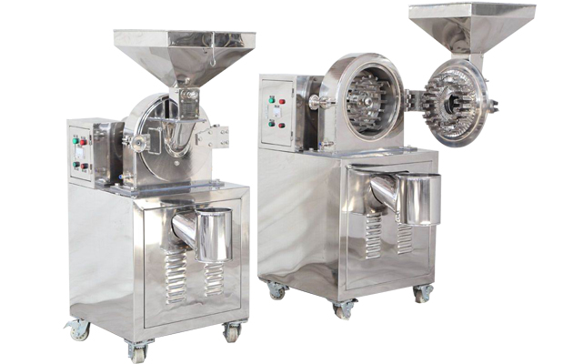 Large Model Stainless Steel Corn  Grinding Machine
