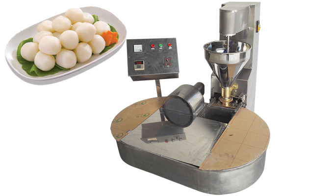 Automatic Stuffed Fish Ball Making Machine