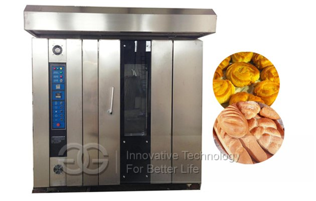 32 Trays Hot Sales Bread/Pizza Roasting Oven