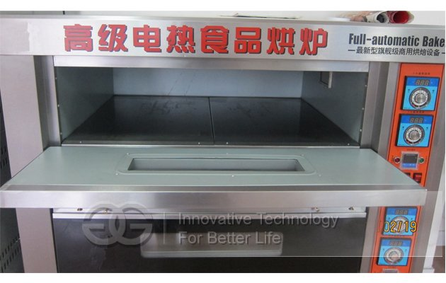 Far Infrared Electric Bread Oven