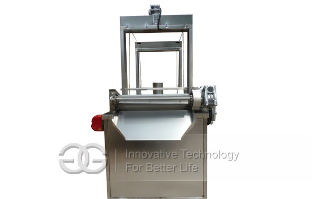 Continuous Peanut Frying Machine|Automatic Broad Bean Fryer