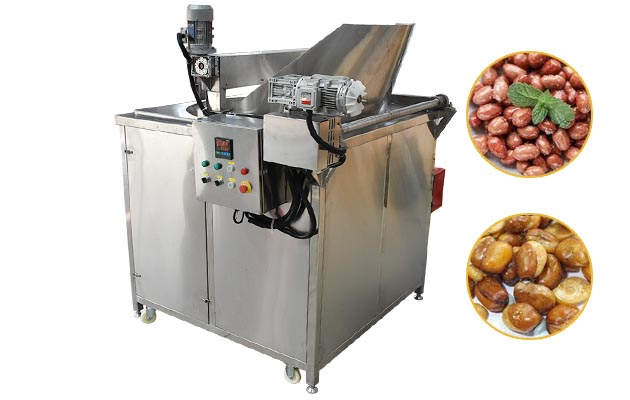 Commercial Chin-Chin Fryer Machine