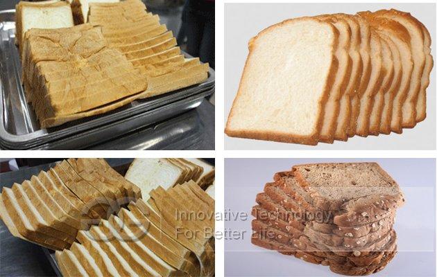 Electric Bread Slicer Machine