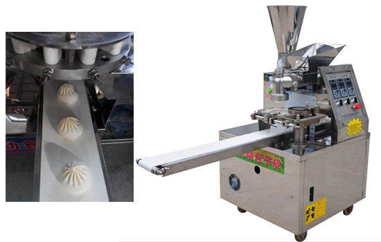Steamed Bread Making Machine With High Efficiency
