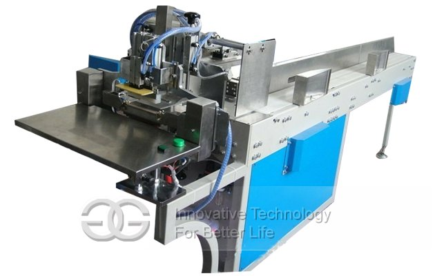 Facial Tissue Bagging And Sealing Machine